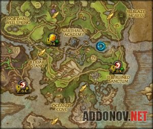 Вов аддон World Quest Tracker
